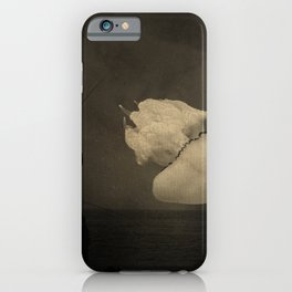 fushing the meduse iPhone Case
