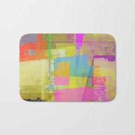 tearing pixels apart Bath Mat
