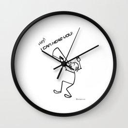 Boss Bill Wall Clock