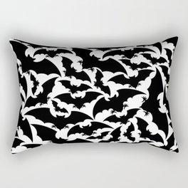 A bat graphic  Rectangular Pillow