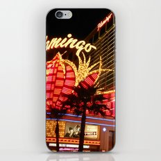 The Flamingo iPhone & iPod Skin
