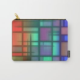 Abstract Design 6 Carry-All Pouch
