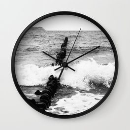 Wave Wall Clock
