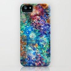 Transvers Painting iPhone (5, 5s) Slim Case