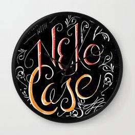 Neko Case Wall Clock