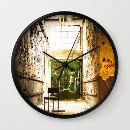 Chair, Berlin Wall Clock