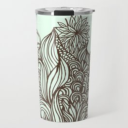 Mint Chocolatey  Travel Mug