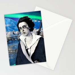 Nyx of Chaos Stationery Cards