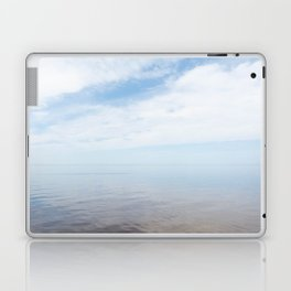 flying into the blue Laptop & iPad Skin