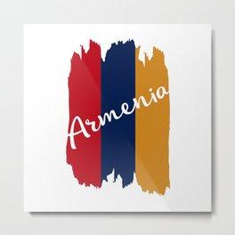 Flag of Armenia #society6 #decor #buyart #artprint Metal Print