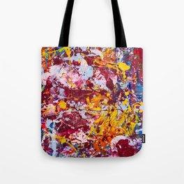 Neural carnival Tote Bag