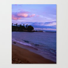 Wanderlust Hawaii Canvas Print