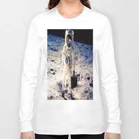 lawyer Long Sleeve T-shirts featuring Astronaut lawyer  by Life.png