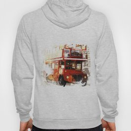 London Bus Hoody
