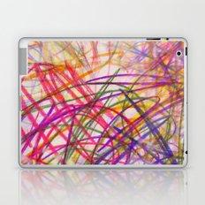 Ilaria Multi Scribble Laptop & iPad Skin
