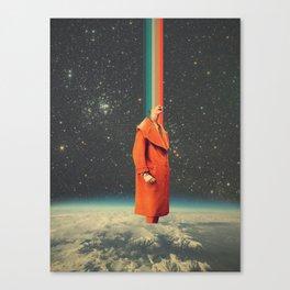 Spacecolor Canvas Print