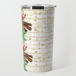 Christmas pine cones #3 Travel Mug