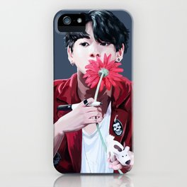 Jungkook iPhone Case