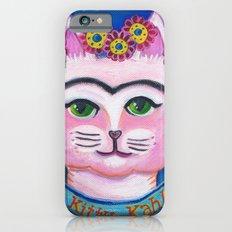 el Kitty Kahlo Slim Case iPhone 6s