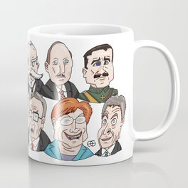 Presidents of Finland Coffee Mug