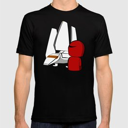 Imperial Red Guard & Imperial Shuttle T-shirt