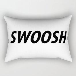 Swoosh Rectangular Pillow