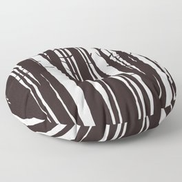 The Trees and The Forest Floor Pillow