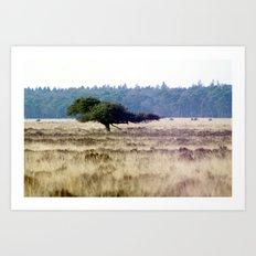 windtree II. Art Print