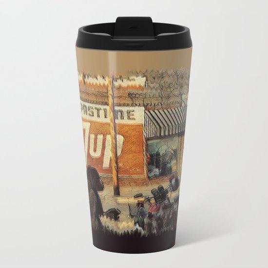 Pastime Metal Travel Mug