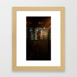 Freestyle Framed Art Print