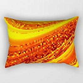 square field on Rectangular Pillow