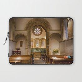 Barfreston Church Laptop Sleeve