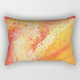 Lava Marble Rectangular Pillow
