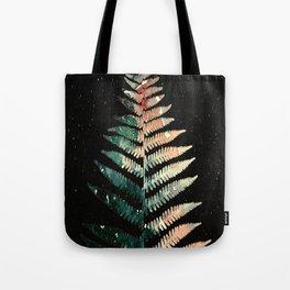 Watercolour Fern Leaf Tote Bag