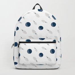 Bowling sport pattern Backpack