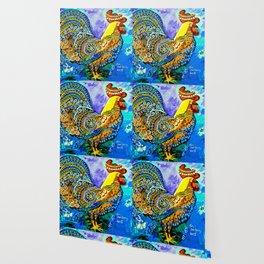 Crazy Chicken Wallpaper