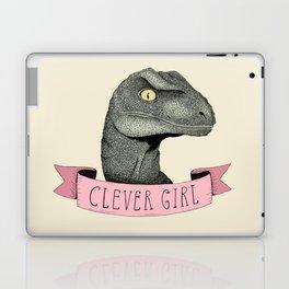 Clever Girl - Jurassic park Laptop & iPad Skin