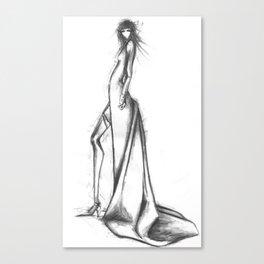 Glam Canvas Print