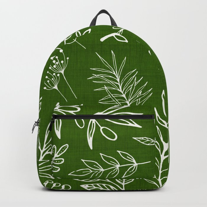 Emerald Forest Backpack