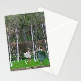 rites of spring Stationery Cards