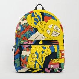 Full Moon Rising Backpack
