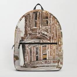 Winter in NYC Backpack