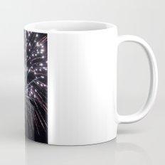 Blue Sparks Mug