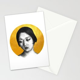 Silent Siren, Nasty Woman: Anna May Wong Stationery Cards