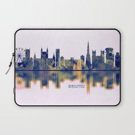 Bristol skyline Laptop Sleeve