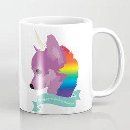 Chihuahua Unicorn Coffee Mug