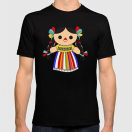 Maria 2 (Mexican Doll) T-shirt
