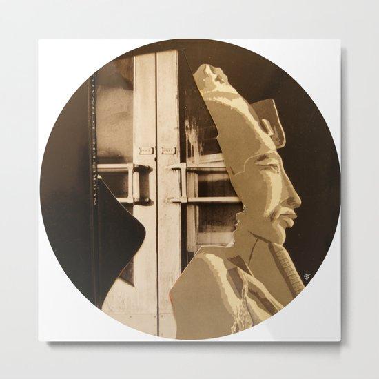 Nofretete & The Doors To History Metal Print