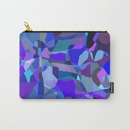 Matisse Blue Carry-All Pouch
