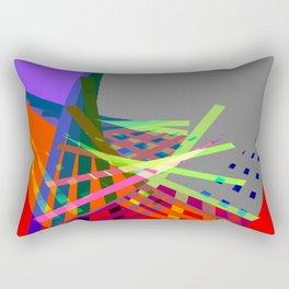 ELIB Cross the street Rectangular Pillow